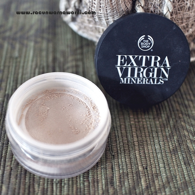 Mineral Powder The Body Shop