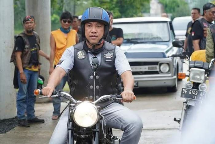 Touring MACI Lampung Berpulang Kemasa Depan