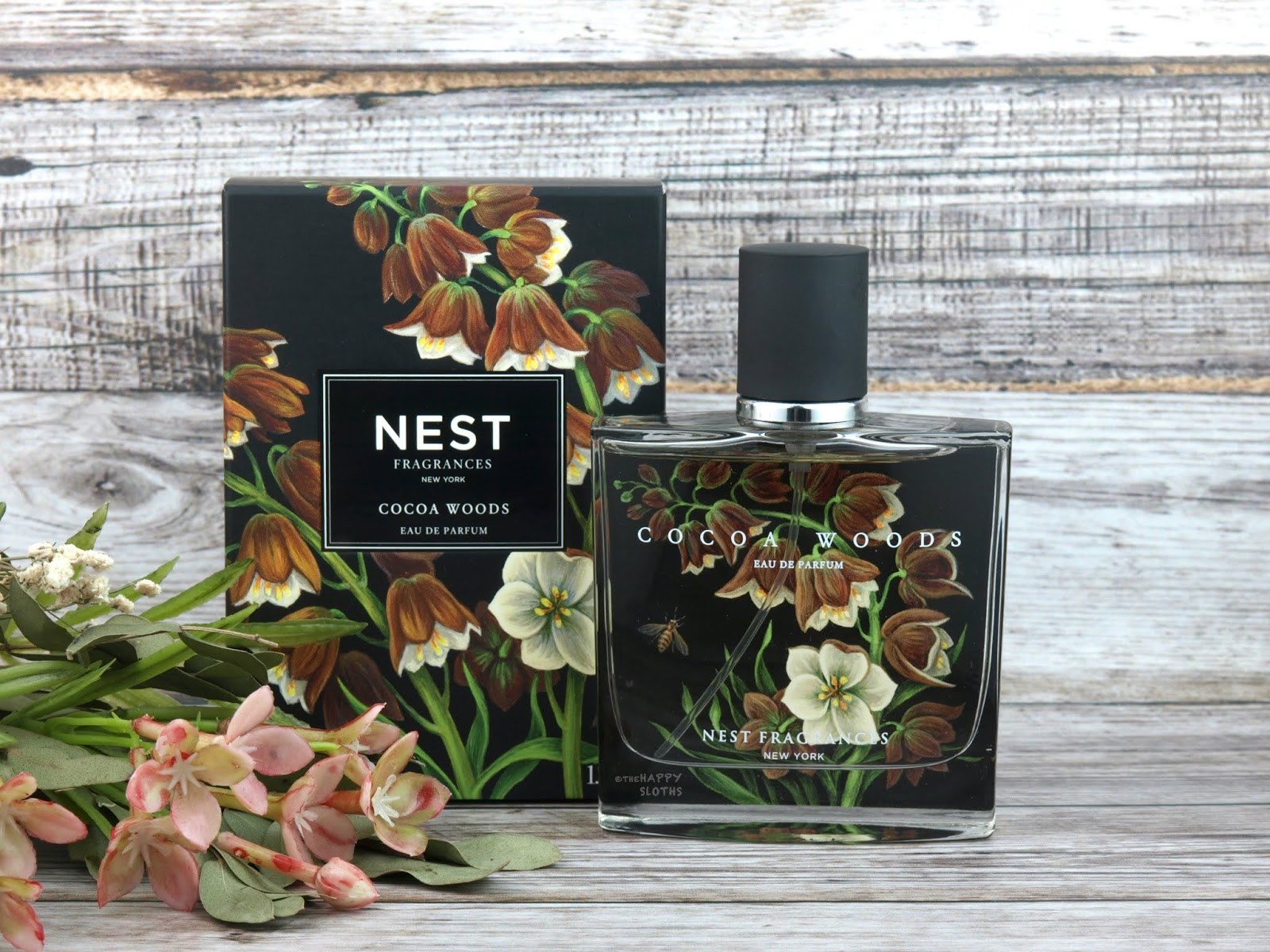 NEST Fragrances | Cocoa Woods Eau de Parfum: Review