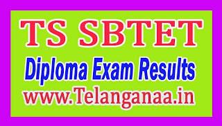 TS SBTET Diploma (C14) 1st Yr & 3/4 Sem Supply Exam Results