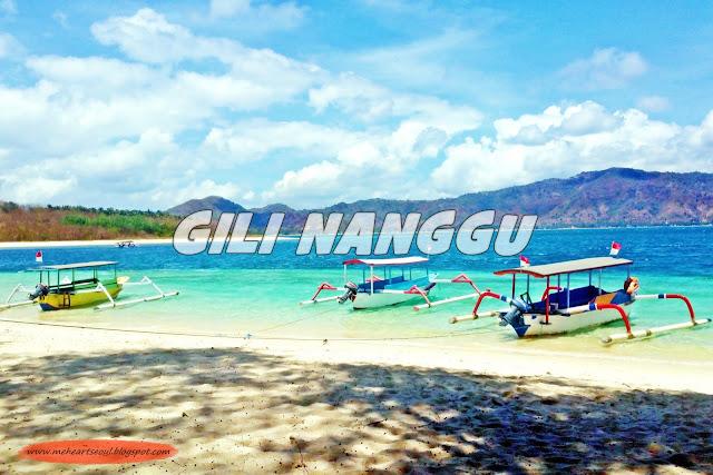 Lombok - Gili Nanggu  | www.meheartseoul.blogspot.com