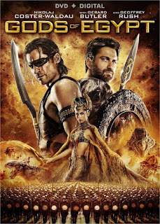 Download Film dan Movie Gods of Egypt (2016) Subtitle Indonesia