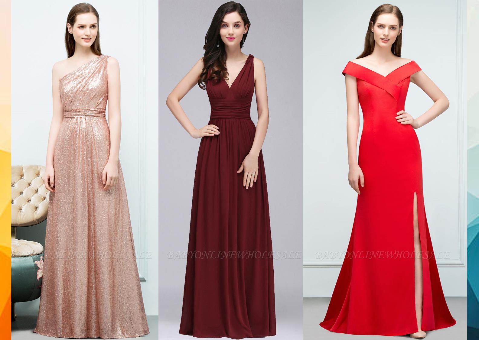 Vestidos de Dama do Honra Online