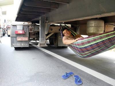 Contran diz que nova lei para caminhoneiros já pode ser aplicada