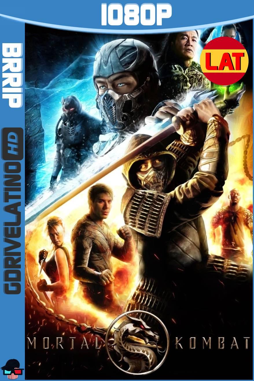 Mortal Kombat (2021) BRRip 1080p Latino-Ingles MKV
