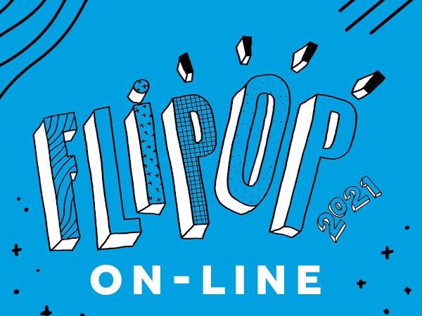 Indique seus autores preferidos para a FLIPOP 2021
