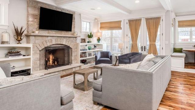 Ternyata ini dekorasi ruang keluarga yang dapat membuat keharmonisan
