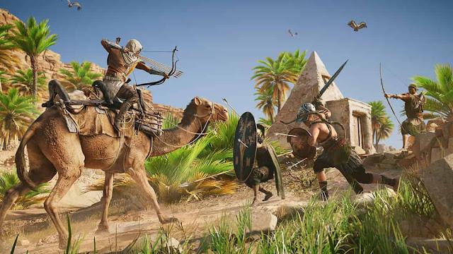 Assassin's Creed Origins Full PC Game Download - Torrent