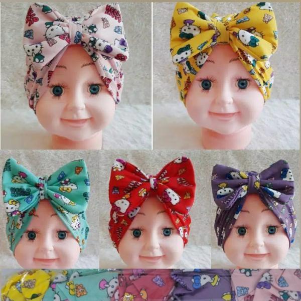 Turban Baby Hello Kitty FA-063