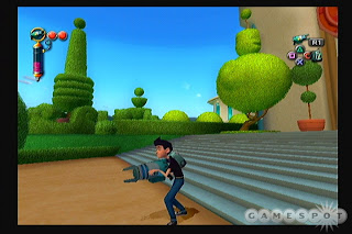 Meet the Robinsons (PS2) 2007