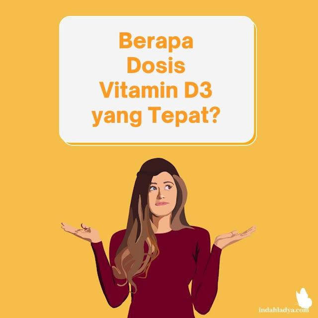 Dosis Vitamin D3