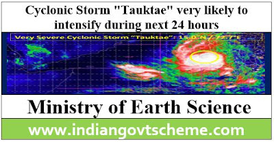 Cyclonic Storm Tauktae