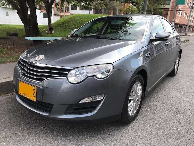 VENDO CARRO: Marca MG Sedan Modelo 2014