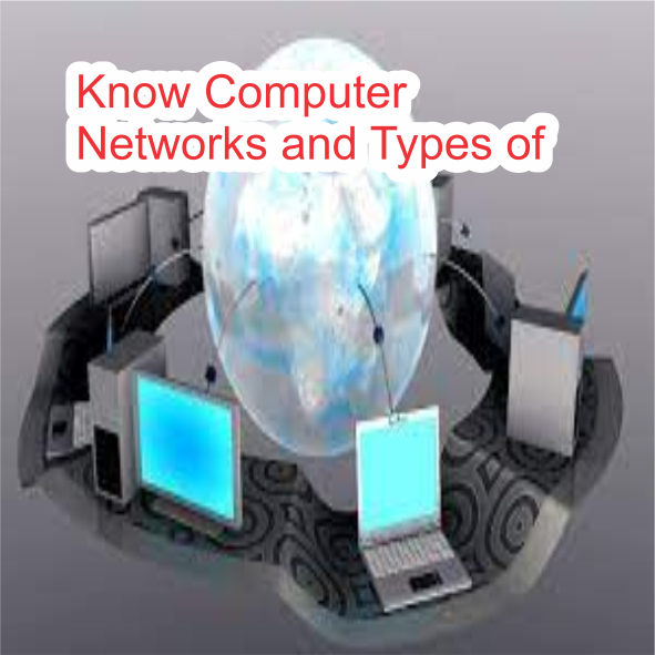 Know Computer Networks and Types of Devices