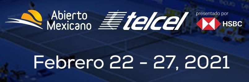 Compra boletos para el Abierto Mexicano de Tenis 2021