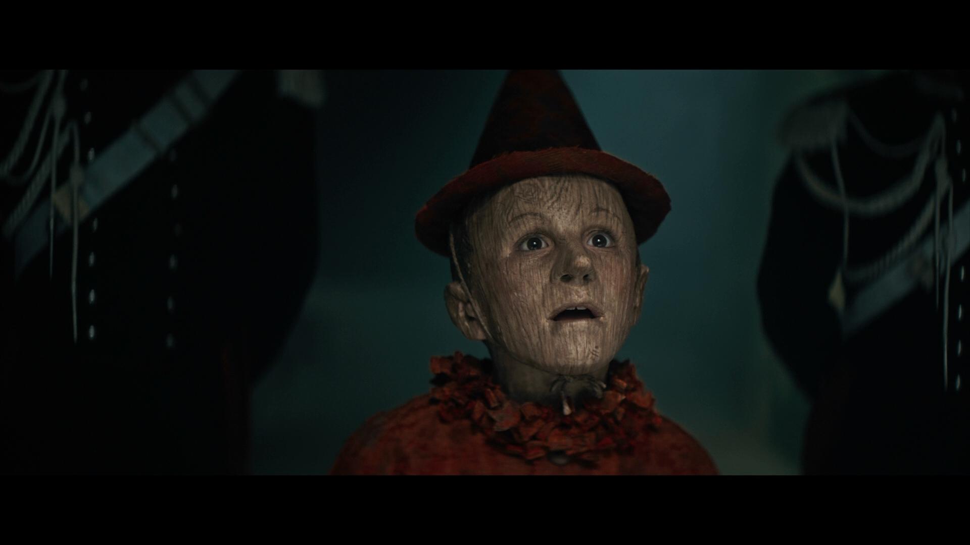 Pinocho (2019) 1080p BDRip Latino
