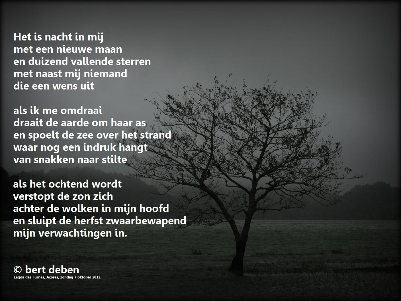 Beroemd leven in poëzie: Achter de wolken in mijn hoofd CB09