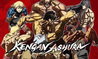 Kengan Ashura Episodio 01