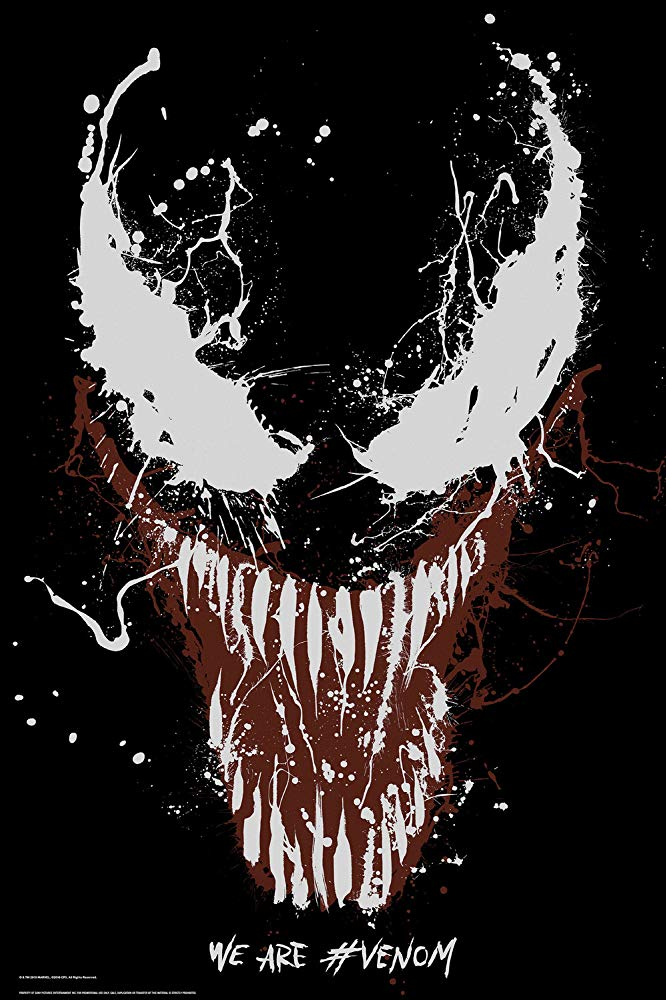 'Venom' & 'Star is Born' Reign Atop Box Office for Second Weekend in a Row