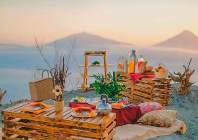 6 Tempat Wisata Baru yang Viral di Indonesia