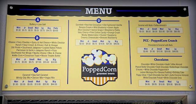 Popped Corn Gourmet Treats, Bliss-Ranch.com