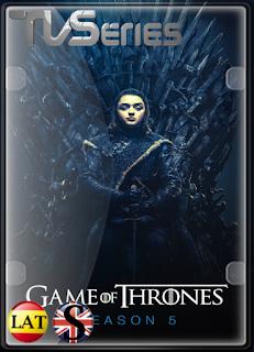Game of Thrones (Temporada 5) HD 1080P LATINO/INGLES