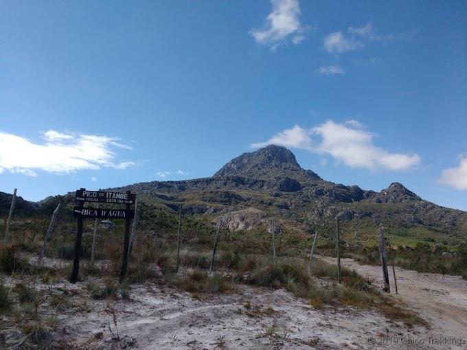 Travessia do Pico do Itambé