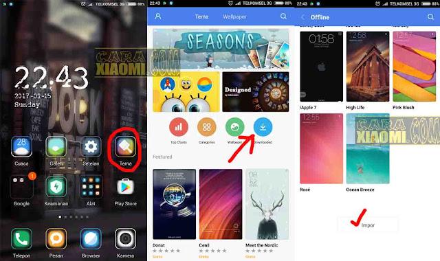 Tutorial Cara Support Simbol Logo Unicode TXT di Android Xiaomi Untuk Status Baru