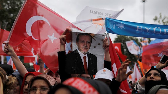 Το ανύπαρκτο κράτος δικαίου στο προεδρικό καθεστώς της Τουρκίας