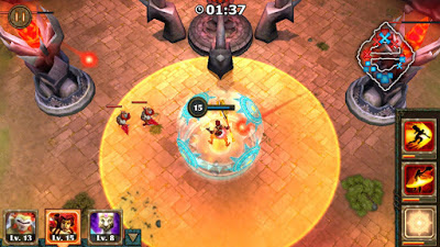Download Legendary: Game of Heroes Apk   Mod