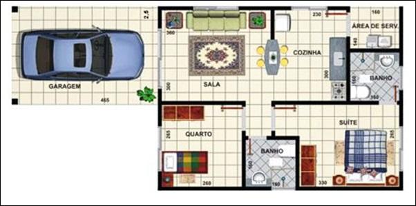 casa quarto suite