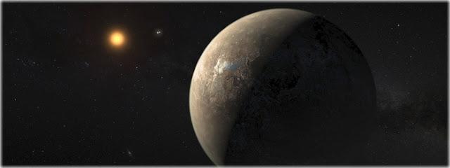 Encontrado planeta parecido com a Terra orbitando a estrela mais próxima do Sol - agosto