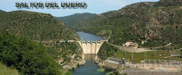 Los seis saltos del Duero que no te puedes perder: Saucelle, Aldeadávila, Almendra, Ricobayo, Villalcampo y El Castro