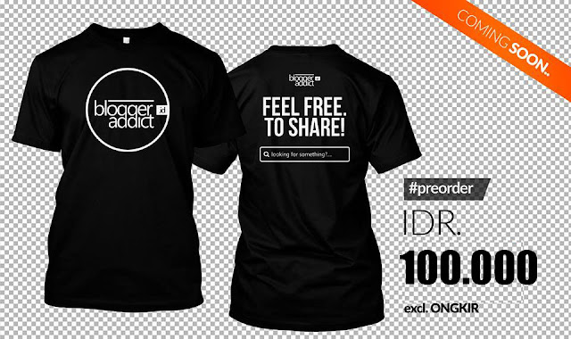 Order Kaos Blogger Addict New Black