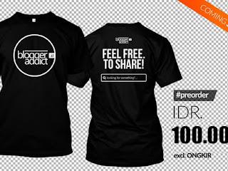 Order Kaos Blogger Addict New Black