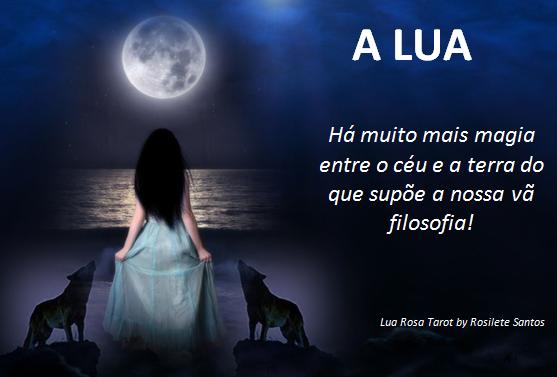 Mensagens Lua Cheia