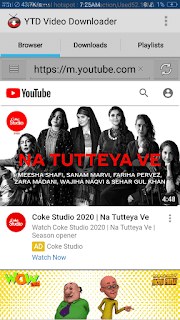 YTD Video Downloader - screenshot 1