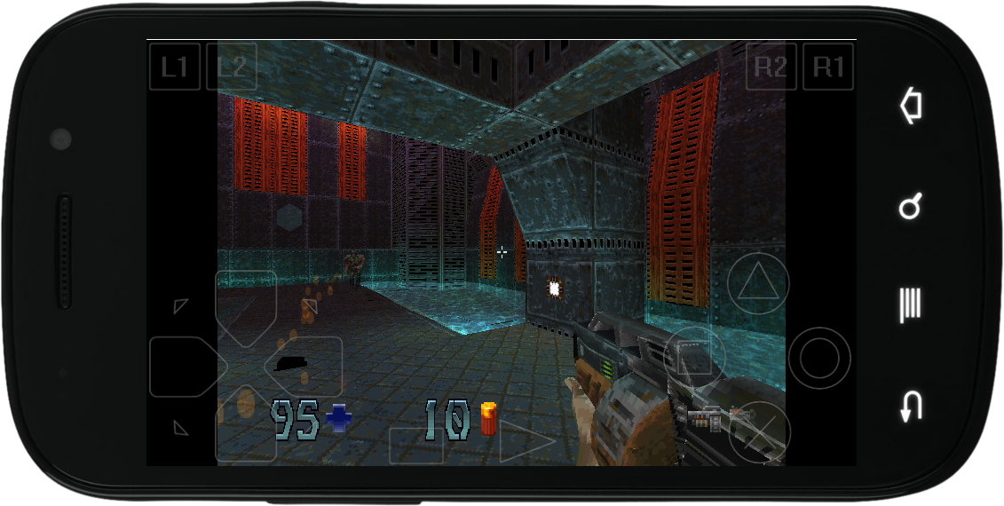 Quake 2 | Android | Ps1