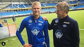 Solskjaer can repeat Haaland success with Sancho at Man United