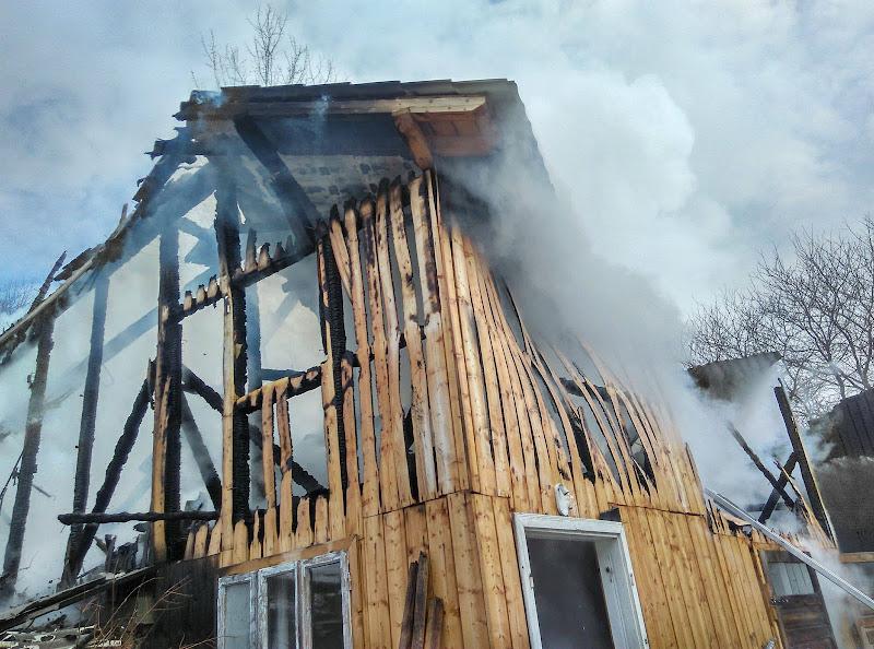 Incendiu izbucnit la o gospodărie din comuna Panaci