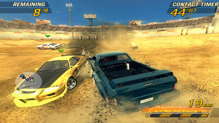 Flatout 2 PC Full Español