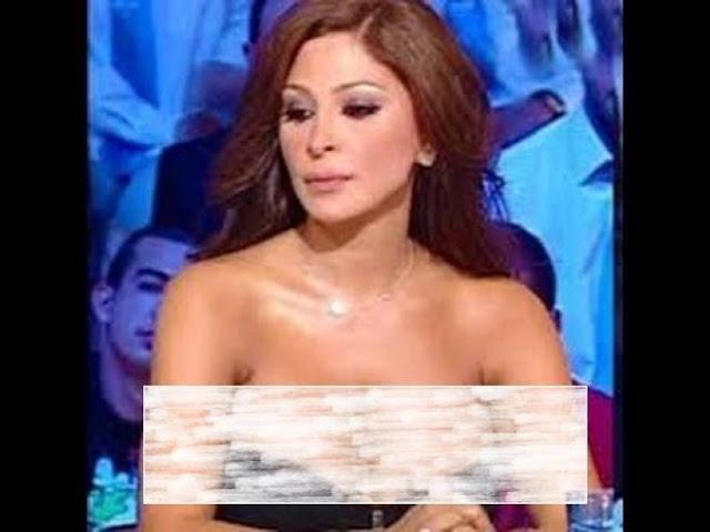 بالصورالفنانة اللبنانية اليسا باطلالة فاضحة وتكشف الكثير !!!