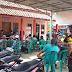 Polsek Pangandaran Melakukan Pengamanan dan Pengawasan Kegiatan Penyaluran Bantuan Kartu Tani di Desa Babakan