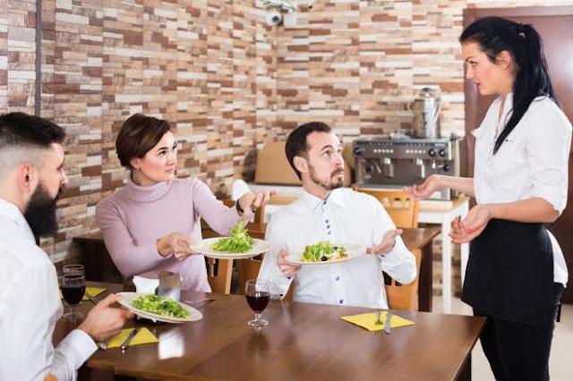 جمل و كلمات هتستخدمها في اي مطعم سواء للشغل او كزبون - تعلم اللغة الانجليزية ببساطة