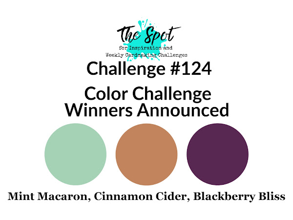 Winners Announcement for Challenge #124