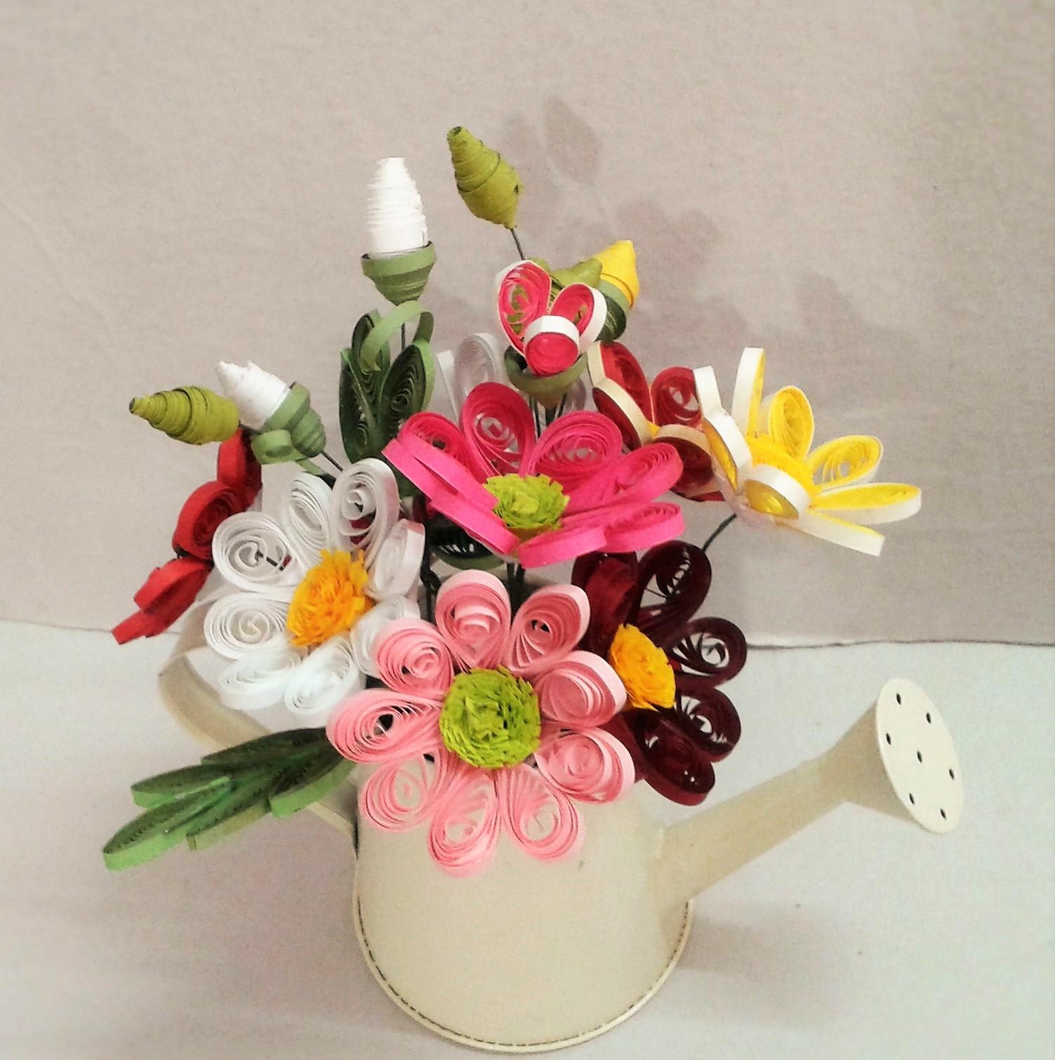 Quillingmagic Paper Quilled Flowers