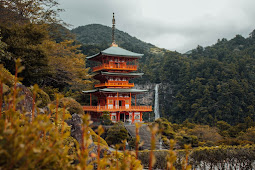 8 Destinasi Terfavorit di Wakayama Jepang