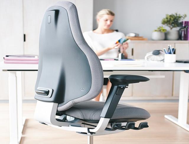 best buy modern ergonomic office chair UK for sale