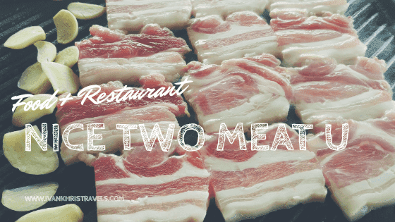 nice two Meat u: treat yourself to premium Korean barbecue