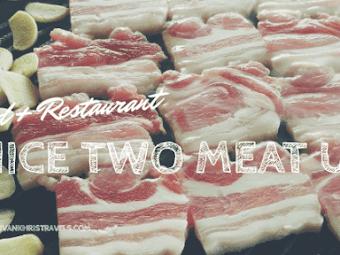 nice two Meat u: treat yourself to premium Korean barbecue